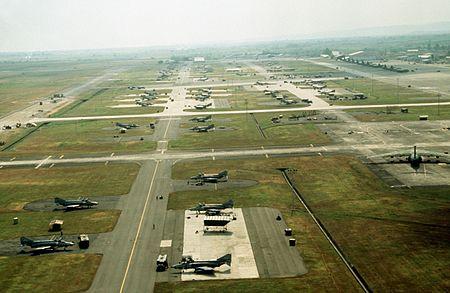 クラーク空軍基地